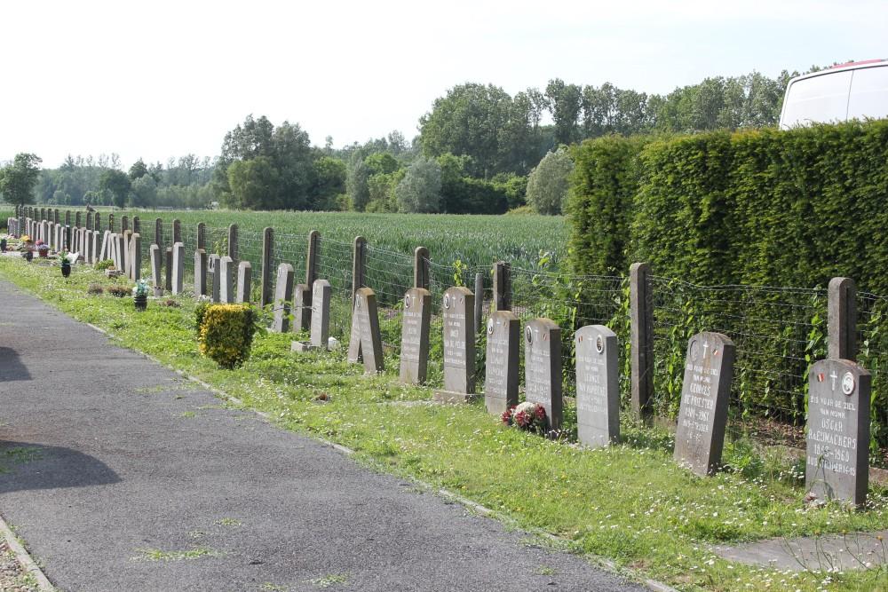 Veteran War Graves Munkzwalm