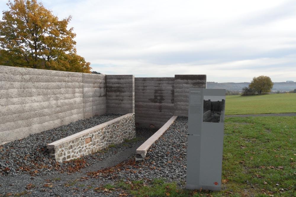 Executieplaats Concentratiekamp Mittelbau-Dora
