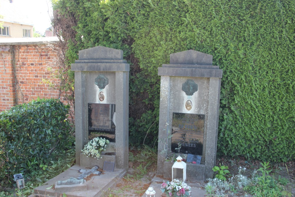 Belgian War Graves Evergem