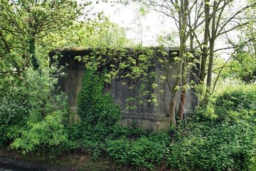 KW-Linie - Bunker TPM15