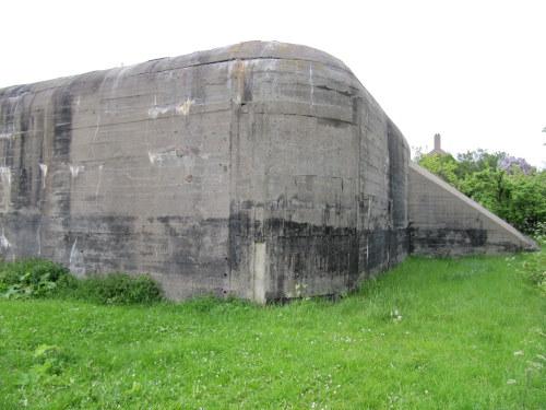 W.N. Eschwege, bunker 2 type 502 - Ritthem