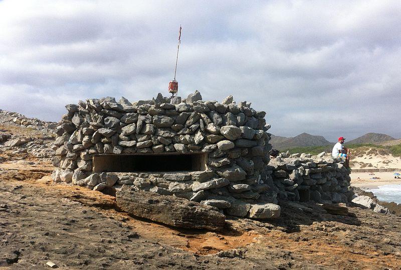 Bunker Cala Mesquida