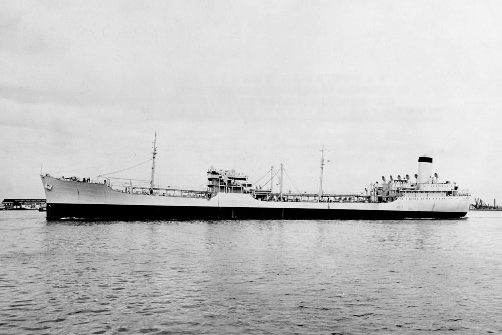 Scheepswrak U.S.S. Neosho (AO-23)