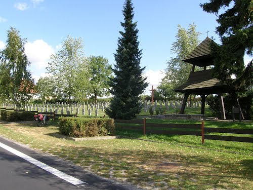 German War Cemetery Zborov