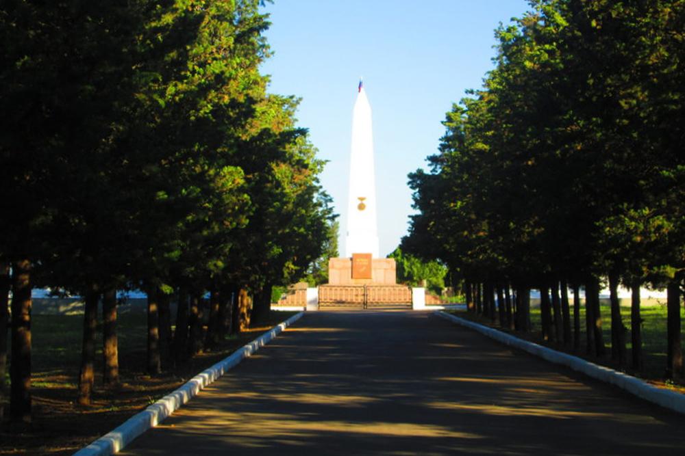 Erebegraafplaats Sevastopol