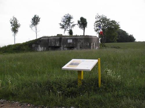 Maginot Line - Casemate Vernes