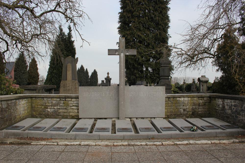 Graven Weerstanders Dendermonde