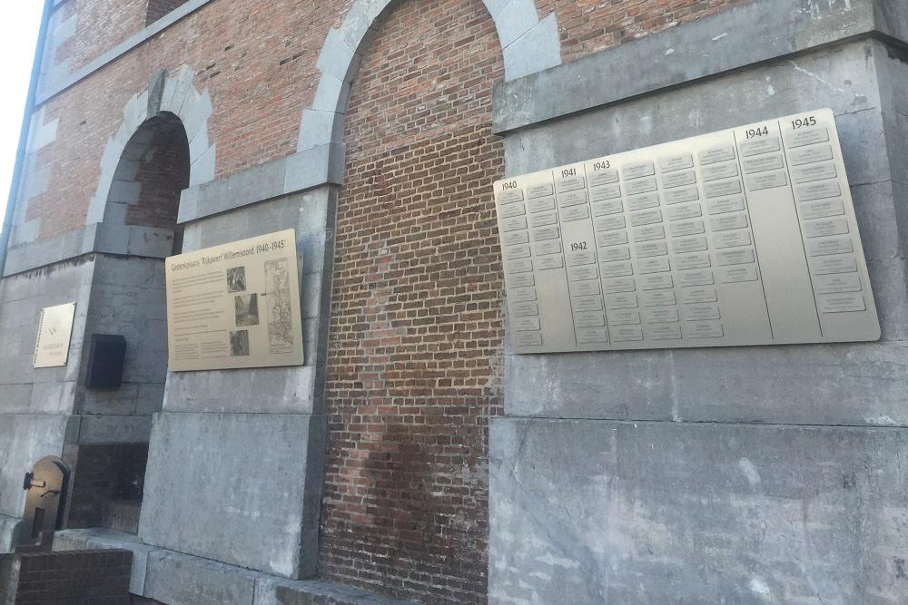 Monument Burgerslachtoffers Rijkswerf Willemsoord Den Helder