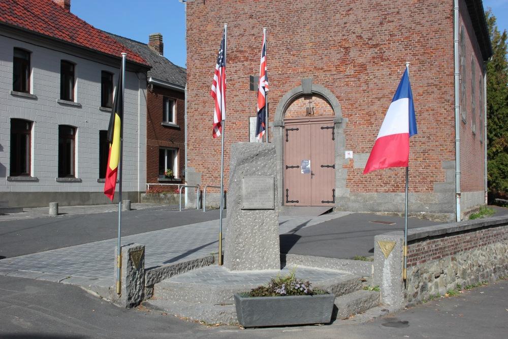 Monument van de Weerstand Silly