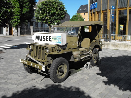 Willy's Jeep Bastogne