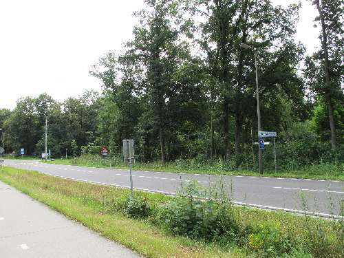 Crashlocatie Stirling EH897