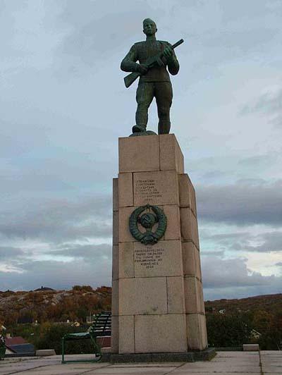 Red Army Memorial Kirkenes