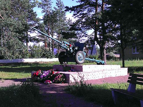 Bevrijdingsmonument (ZiS-3 76mm Veldkanon)