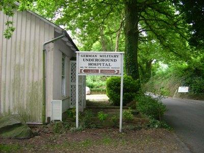 German Military Underground Hospital Guernsey