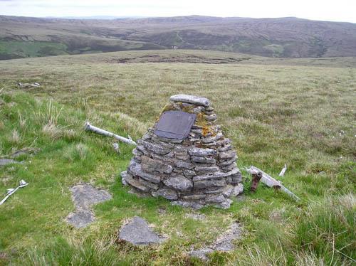 Monument MK5 Whitley Bommenwerper Balvraid