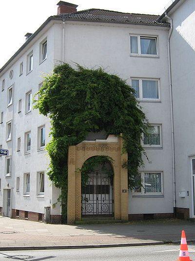 Monument Synagoge Harburg