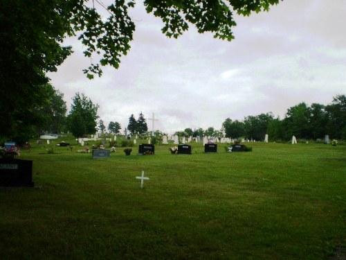 Commonwealth War Grave Corner Brook Roman Catholic Cemetery