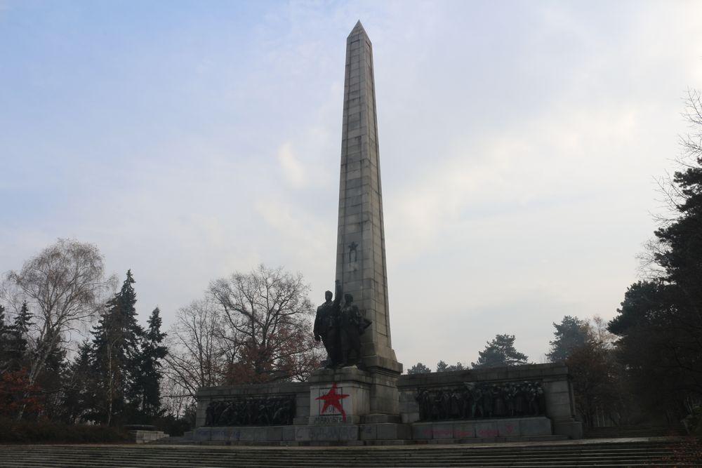 Partisan War Cemetery Sofia