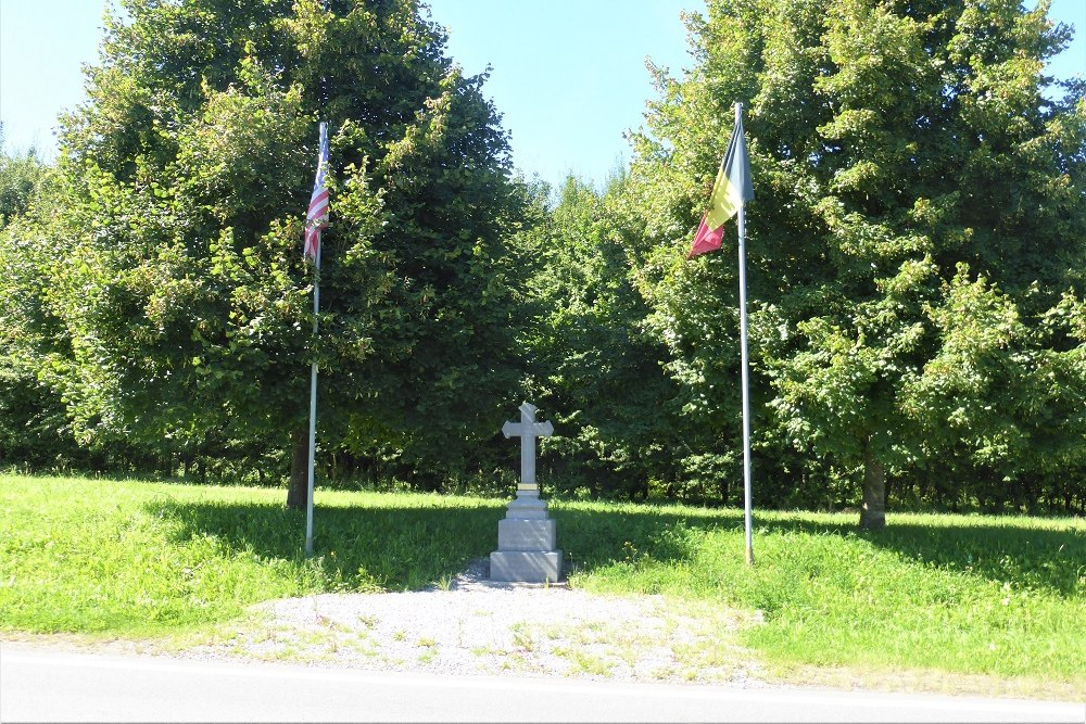 Memorial Cross for the Liberators, Modave
