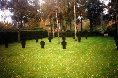 German War Graves Haslev