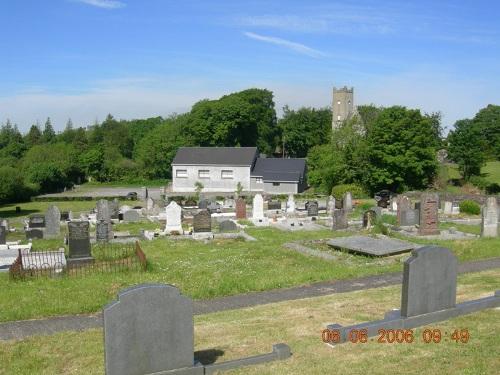 Oorlogsgraf van het Gemenebest Tubrid Graveyard