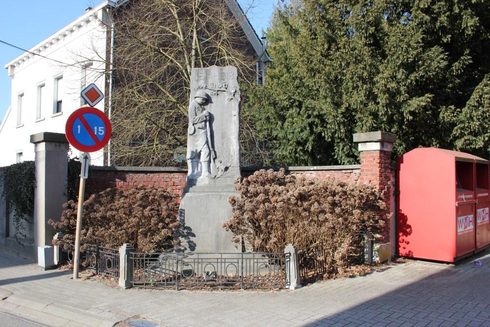 War Memorial Overijse Maleizen