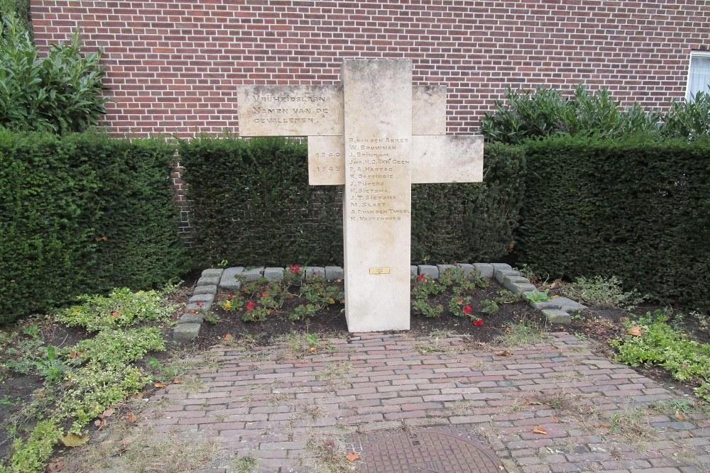 War Memorial 'Freedom' Nijkerk