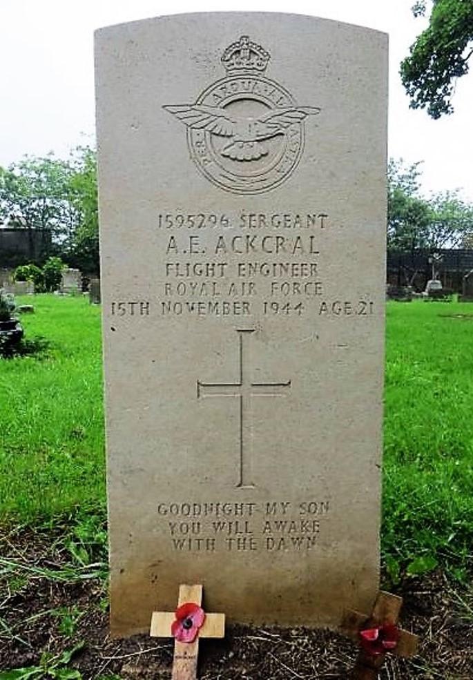 Oorlogsgraven van het Gemenebest Redcar Cemetery