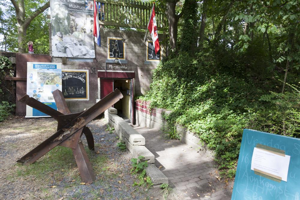 Stützpunkt Groede Bunker 9