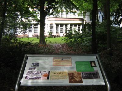 Voormalige Joodse Psychiatrische Inrichting 'Het Apeldoornsche Bosch'