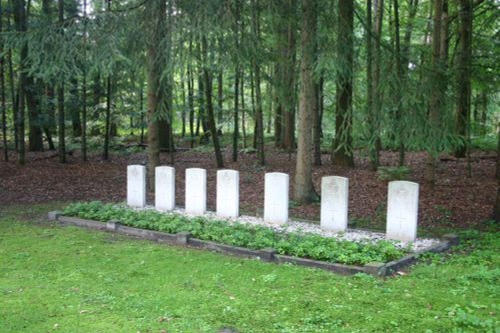 Commonwealth War Graves Zuiderbegraafplaats