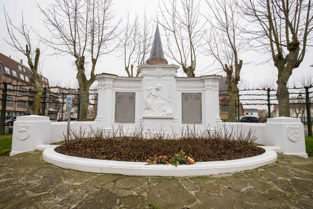 War Memorial Wenduine