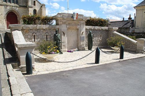 War Memorial Mons-en-Laonnois