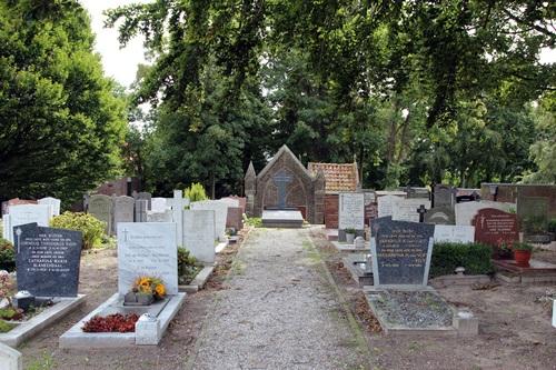 Nederlands Oorlogsgraf R.K. Begraafplaats Akersloot