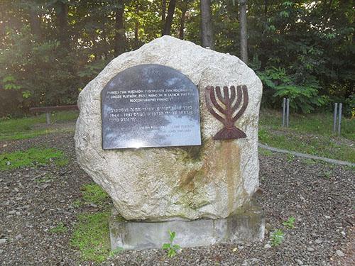Jewish Memorial SS-Truppenübungsplatz Heidelager