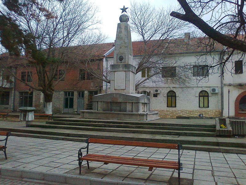 World War II Memorial Valandovo