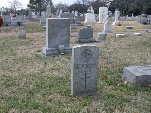 Oorlogsgraf van het Gemenebest St. Mary's Cemetery