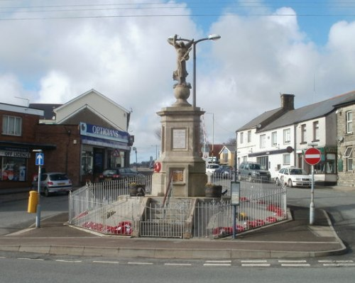 Oorlogsmonument Pencoed