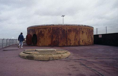 Pier Turret Coastal Battery