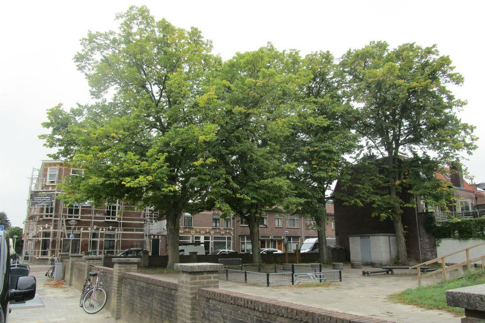 Bevrijdingsmonument Leiden