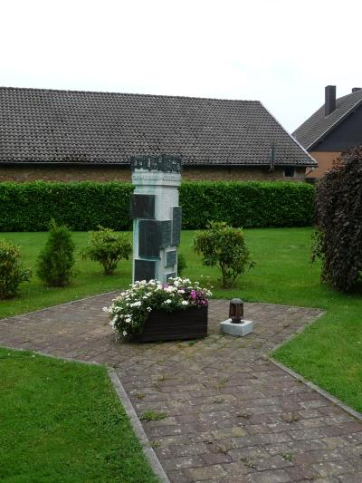 War Memorial Vossenack