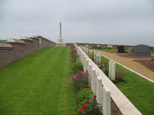 Oorlogsgraven van het Gemenebest Chipilly