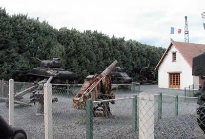 Musée des Épaves sous-marines du Débarquement