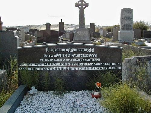 Oorlogsgraven van het Gemenebest Ballyharry Churchyard