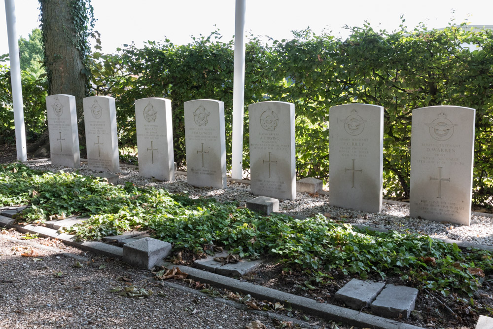 Commonwealth War Graves Aardenburg