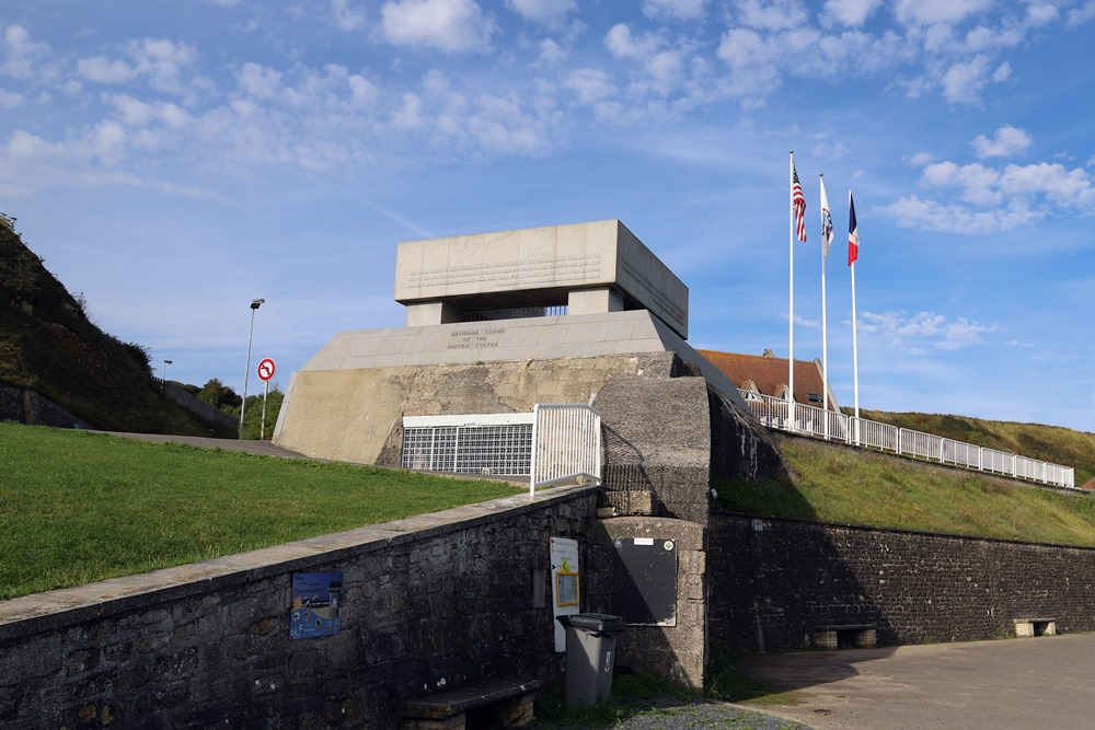 Monument National Guard Vierville-sur-Mer