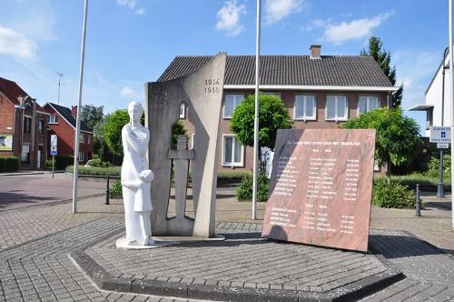 War Memorial Heusden