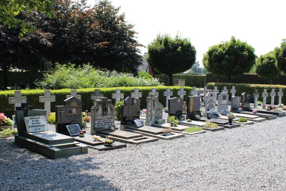 Veteran Cemetery Ophoven
