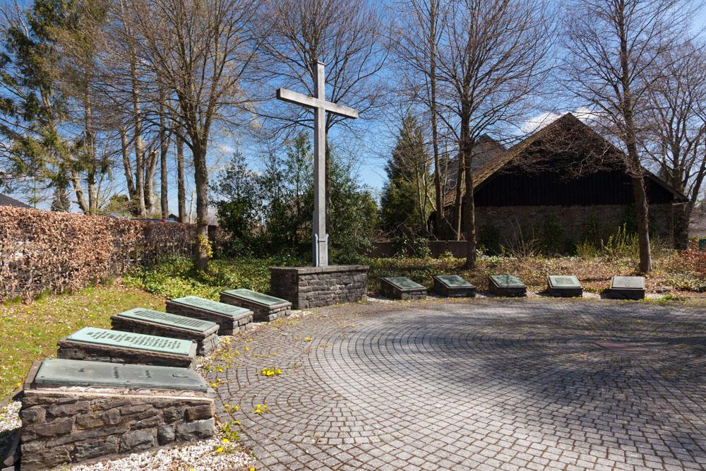 Oorlogsmonument Monschau