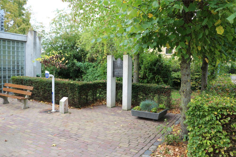 Dutch-Indies Memorial Rosmalen